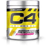 C4 (Pre-Workout Explosive Energy)