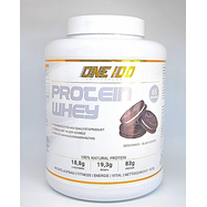 ONE100 Protein Whey Black Cookies Gross